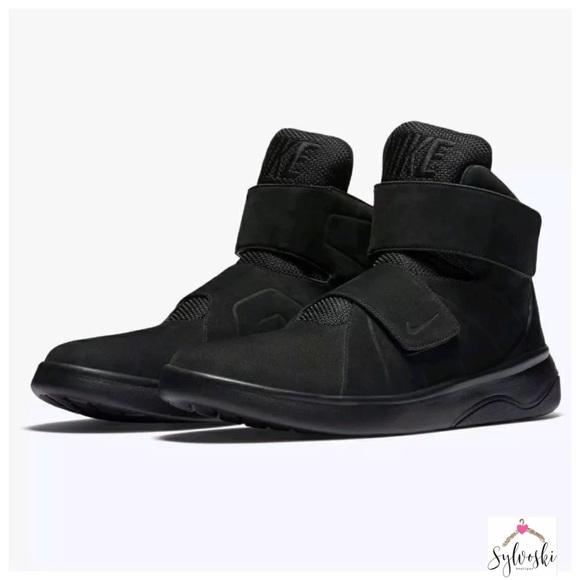 3a53efe472b7 Men s Nike Black Marxman PRM Shoes